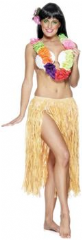 Long Hawaiian Grass Skirt